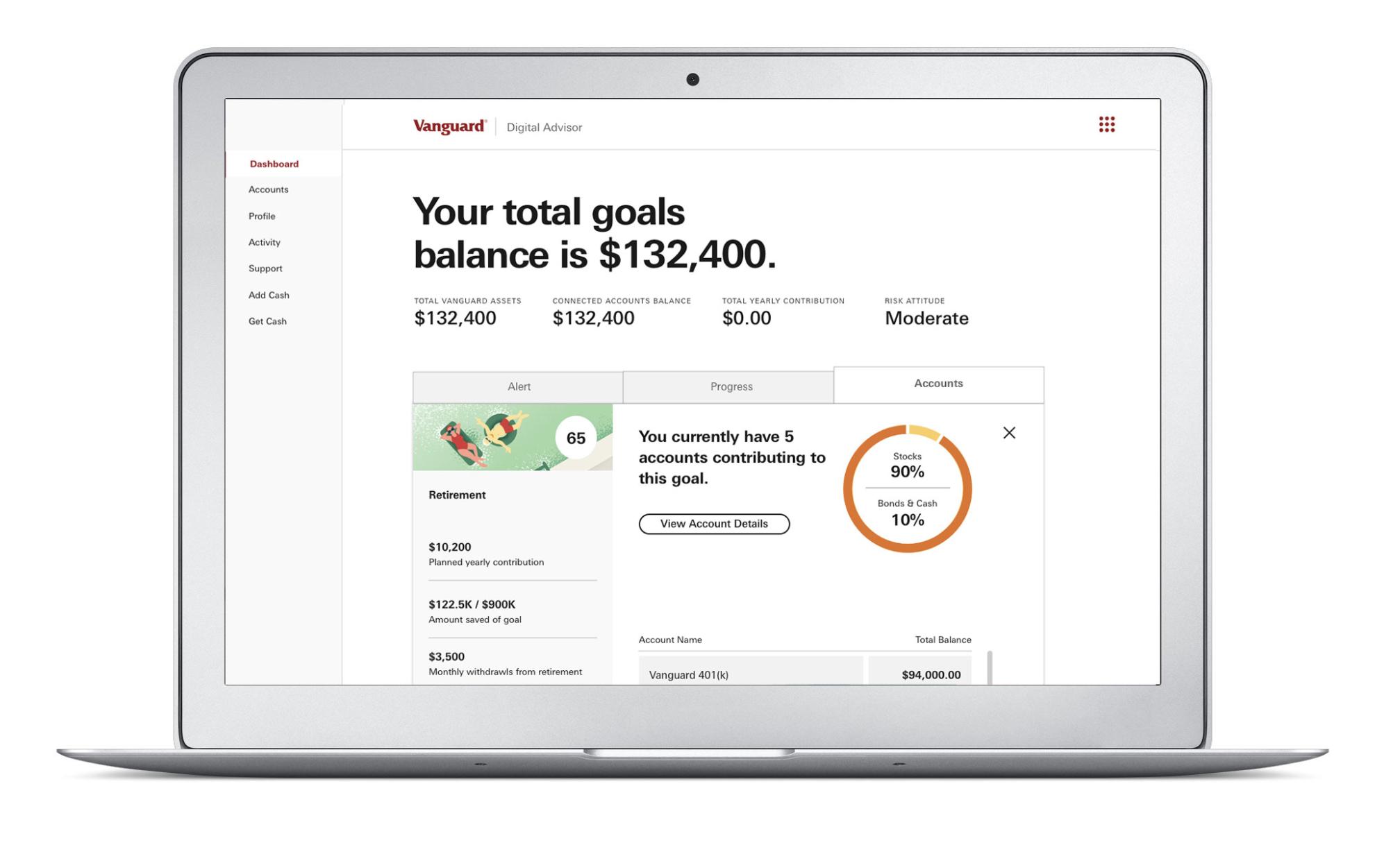 Vanguard-Advisor-Screenshots
